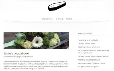 CoZPogrzebem.com – artykuły o tematyce funeralnej